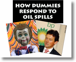 Oil Spill Spills Over Into YouTube With Crude Satire & Parody!