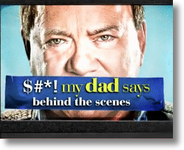 William Shatner stars in 'Sh*t My Dad Says'