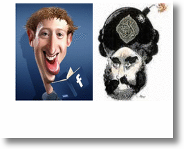 Zuckerberg vs Mohammed
