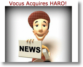 Vocus acquires HARO!