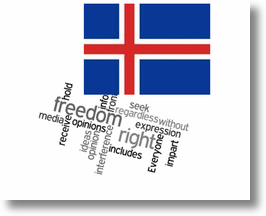 Iceland, Home to Journalists' Safe Haven