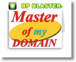 BP Blaster App Allows You To Be Master Of Your Domain!