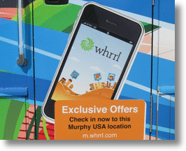 Whrrl Society Rewards Program