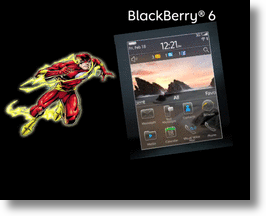 "Blackberry Tablet Is ""Flashing"" Its Way Into The iPad Marketplace"