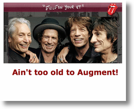 Augmented Reality & Layar Give Rolling Stones' Fans A Lot Of Satisfaction