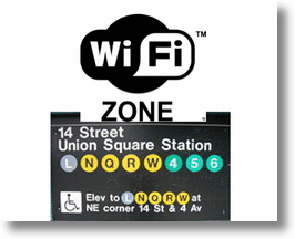 WiFi on NYC Subways!