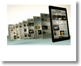 iPad newspapers!