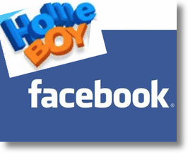 Homeboy Facebook!