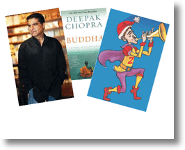 iPad Graphic Novels Feature Deepak Chopra, Buddha &amp; Social Media For Holiday Shoppers
