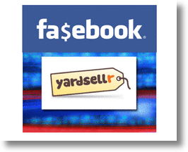 Facebook & Yardsellr