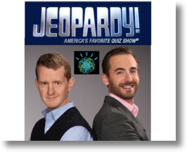 'It's Elementary My Dear Watson' When IBM Supercomputer Becomes 'Jeopardy' Contestant!