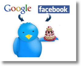 Google &amp; Facebook in acquisition talks with Twitter? 