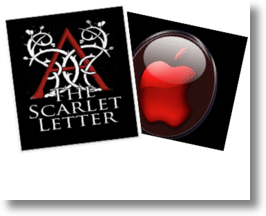 New &#039;Scarlet Letter&#039; Pinned To Apple&#039;s Gay &amp; Christian Apps
