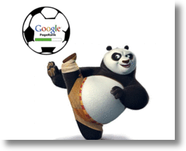 Google's PageRank & Panda Update!