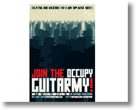 Occupy Guitarmy