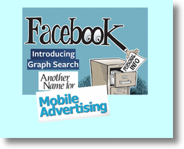 Facebook&#039;s &#039;Graph Search&#039; Is Another Name For Mobile Advertising