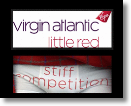 Branson & Virgin Altantic Use Hard Sell To Poke The Competition