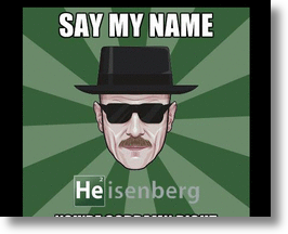 Did The Real Heisenberg Also 'Break Bad'?