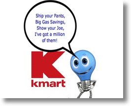 "Can Kmart's ""Blue"" Light Special Ads Turn Us On For The Holidays? [Videos]"