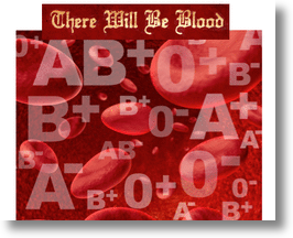 There Will Be (A) Blood App, O, B & AB As Well