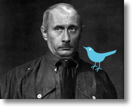 Hitler & Putin Mashup Of 'Putler' Becomes Ominous Social Media Marker