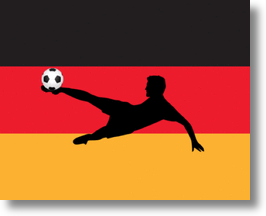 World Cup's German Soccer Players Were Constructed, Not Self-Made?