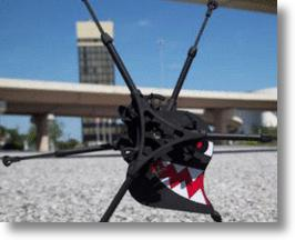 Six-Legged Robot Reaches Speeds Of Up To 20 MPH
