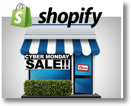 Shopify Positioned Well For Small Businesses' This Cyber Monday