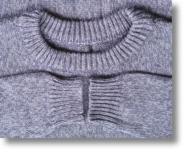 Super Insulated Sweater