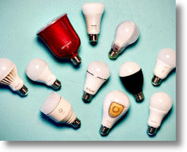 LED bulbs have become smart bulbs (image via Sengled Facebook)