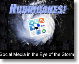 Social Media used in Hurricane Season