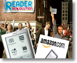 Sony Reader vs Amazon's Kindle