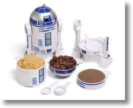 Star Wars R2-D2 Measuring Set