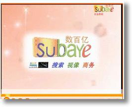 Subaye Launches China's First 3D Online Mall