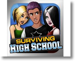 Surviving High School iPod Game