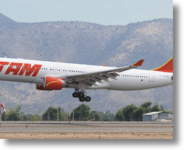 TAM and Airbus Conduct Successful Biofuel Flight