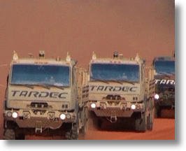 Lockheed Martin Develops And Tests The World's First Robotic Convoy