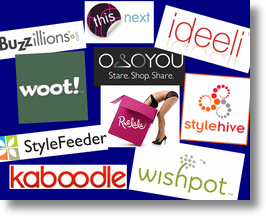 TOP TEN Social Shopping Sites