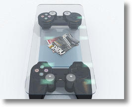 Sony Playstation PS3 Coffee Table Is A Winning Design