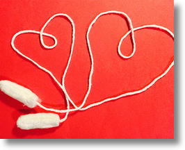 Tampon Hearts