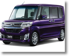 New Daihatsu Tanto: Is This The Shape Of Minicars To Come?