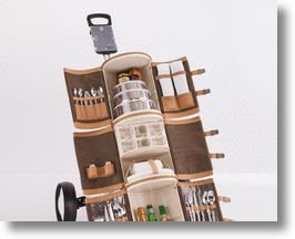 Picnic Trolley by Pro-Idee