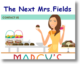 Marcy&#039;s Morsels, The Next Mrs Fields