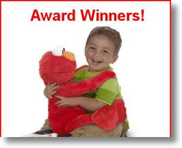 Collection of award-winning preschool toys