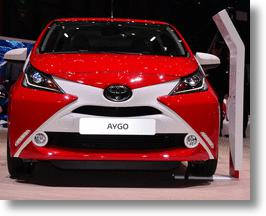 New Toyota Aygo Fourth Generation City Car