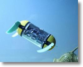 U-CAT Is A Bionic Turtle Designed To Explore Deep Sea Shipwrecks