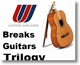United Breaks Guitars Trilogy