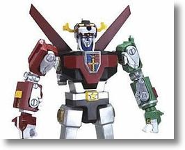 Voltron Die-cast action figure masterpiece.