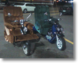 Motor Psycho: The Top Ten Motorcycles Of The People Of Walmart