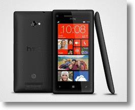 The Windows Phone 8X By HTC